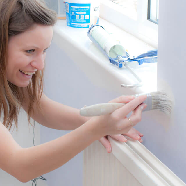 Sprucing up homes across the East Midlands