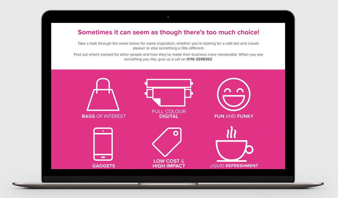 furry dice responsive website design