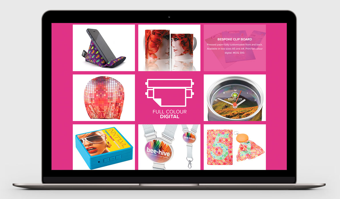 furry dice web design