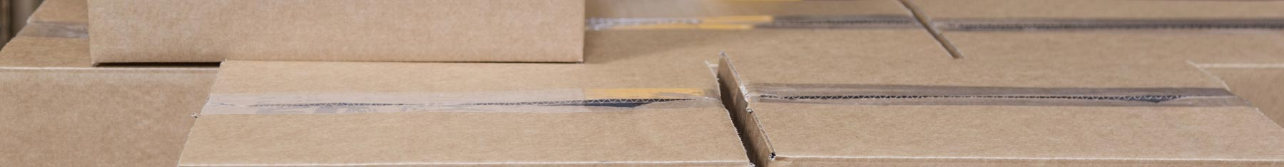 reliant packaging website banner