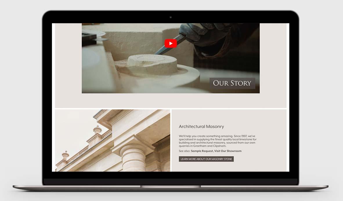 stamford stone website relaunch2