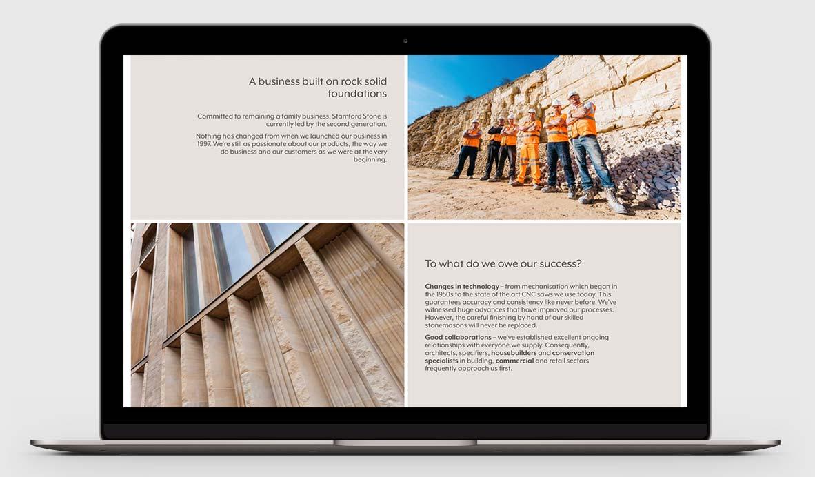 stamford stone website relaunch3