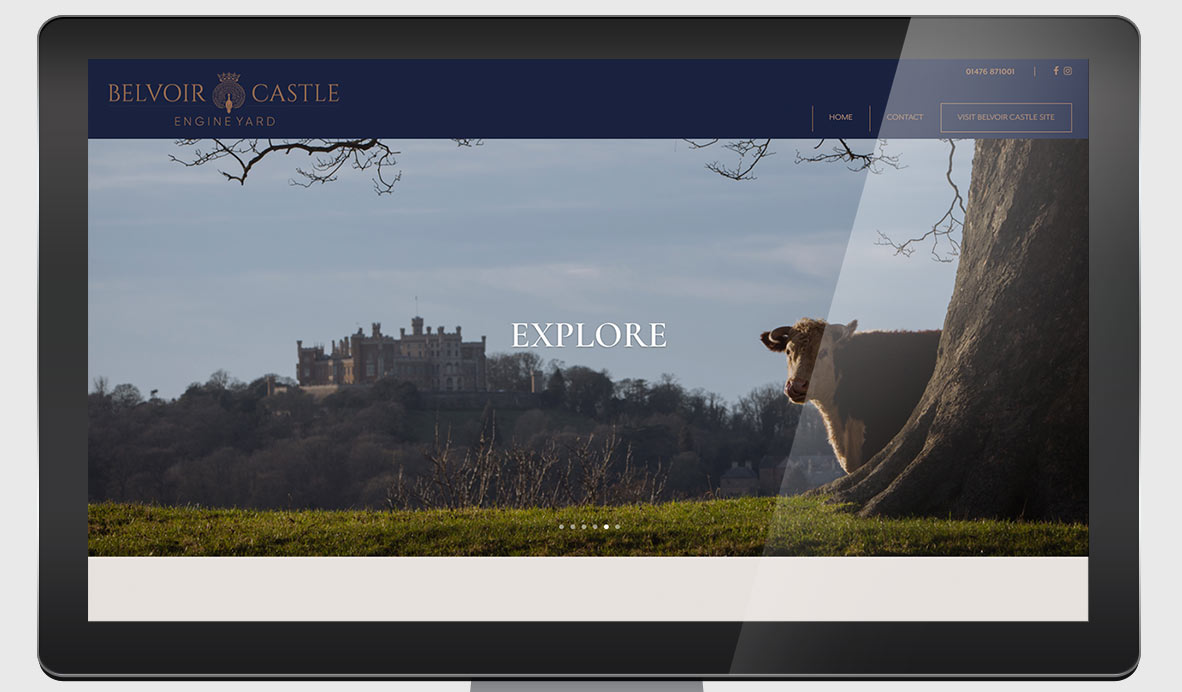 belvoir castle-responsive wordpress banner 4